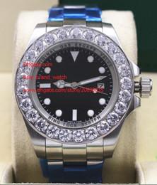 Wholesale pro hunter online – design Factory Sale wristwatch mm Black dial NEW PRO HUNTER Large diamond Asia Automatic Mens Watch Luminous Watches