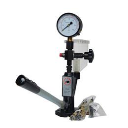 $enCountryForm.capitalKeyWord Australia - Fuel nozzle Injector tester kits S60H Nozzle Validator atomization test open pressure, pressure 0-60mpa diesel Injector checker
