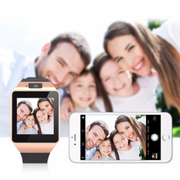 $enCountryForm.capitalKeyWord NZ - DZ09 smart watch Android phone call 2G GSM SIM card camera Bluetooth smart watch for andoid and ios