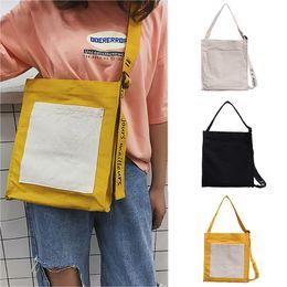 $enCountryForm.capitalKeyWord Australia - New Arrived Handbag For women 2019 Canvas Joker Cute Messenger Bag Shoulder Bag Small Square torebki damskie hand #C