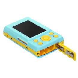 Camera & Photo Mini Camcorders Kids Digital Camera Photo Video Sport Camcorder Dv With 1.44 Inch Tft Screen For Boy Girl Kids Birthday Holiday Toy Gift Blue