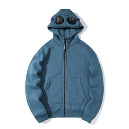 Fashion winter coats For women online shopping - Mens Womens Designer Hoodies Coat SS CP Company Fashion Tops Long Sleeve Winter Jacket for Women Male Asian Size M XL