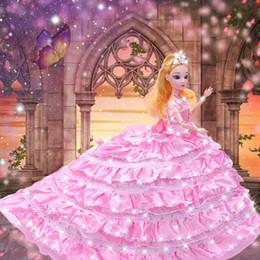 Pp Housing Australia - Suit Will Gift Box Doll Lele Barbie Doll Will Tailing Wedding Dress Princess Girl House