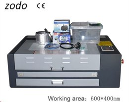 Wholesale 4060 60W RD small card dsp laser cutting machine for wood