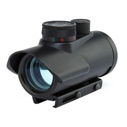 11mm Scope Rails UK - SEIGNEER Tactical Hunting Holographic Riflescope 1x30mm RGB Red Green Blue Dot Sight Scope With 11mm 20mm Picatinny Weaver Rail Mount.
