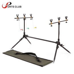 $enCountryForm.capitalKeyWord Australia - Lixada Carp Fishing Rod Pod Stand Holder Adjustable Retractable Fishing Pole Pod Stand Tackle Accessory