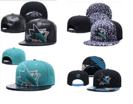 $enCountryForm.capitalKeyWord Australia - 2019 new Hockey League San Jose Sharks hat men women Adjustable hat High Quality football baseball basketball snapback hat 10000+ styles