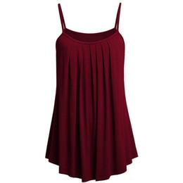 $enCountryForm.capitalKeyWord UK - Women Tank Tops Sexy Sleeveless Strap Summer Top Tanks Womens Ladies Loose Clothing Top Selling Product In 2018 vetement femme