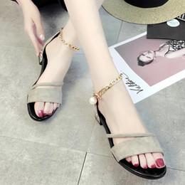 Stile Großhandel Vertriebspartner Koreanische Online Sandalen Neue eHEDbIW29Y