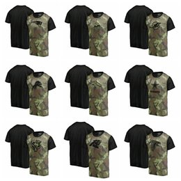 Cardinal Cotton Australia - Top Quality Cotton New 2019 Cardinals Falcons Bears Cowboys Broncos Lions Mens t shirts Camo Blast Sublimated T-Shirt