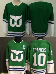a0a3a2d2e 26 Ray Ferraro Hartford Whalers 2019 New Style Jersey 1 Mike Liut 10 Ron  Francis 11 Kevin Dineen TurnBack Uniform Hockey Jersey