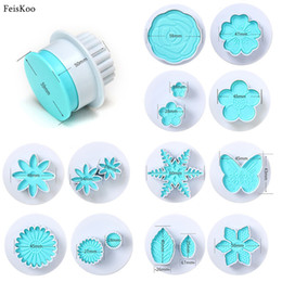 $enCountryForm.capitalKeyWord Australia - 2pc Set Butterfly Leaf Plunger Fondant Decorating Sugar Craft Mold Cutter Cake Decorating Pastry Cookie Cake Tool Biscuit Cutter