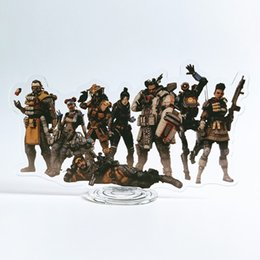 China Apex legends Action Figures Toys children gifts Cartoon Toys Acrylic Collection Decoration Game Doll for Kids Games Figures GGA1713 cheap doll decoration games suppliers