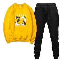 Korean sportswear online shopping - 2019 Men s brand sportswear casual spring and autumn Korean version of the tide new white sports classic printing men s brand sportswea