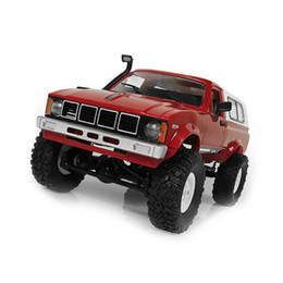 $enCountryForm.capitalKeyWord Australia - WPL C - 24 1 16 4WD 2.4G 2CH Military Buggy Crawler Off Road RC Car Drive Bigfoot Car Remote Control Car