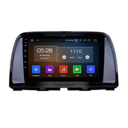 mazda car dvd gps navigation UK - 9 Inch Android 9.0 Touchscreen Car Radio for 2012-2015 Mazda CX-5 with Bluetooth GPS navigation WIFI USB support car dvd Backup Camera 4G