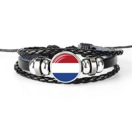 Metal Enamel Pin Badge Brooch Flag Netherlands Nederland Dutch National Flag