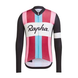 $enCountryForm.capitalKeyWord NZ - Rapha team Cycling long Sleeves jersey Racing Bicycle Shirt Maillot Men\'s Outdoors MTB Riding Bike Clothes Sportswear