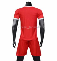new soccer uniforms NZ - New arrive Blank soccer jersey #1904-57 customize Hot Sale Top Quality Quick Drying T-shirt uniforms jersey football shirts
