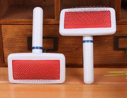 $enCountryForm.capitalKeyWord Australia - Free Shipping XU0318 2019 Hot Pet Dog Grooming Multifunction Practical Needle Comb for Dog Cat Tool Brush Pet Supplies Airbag needle comb