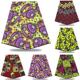 $enCountryForm.capitalKeyWord Australia - Wholesale Price! Best Quality!! Veritable Dutch Real Hollandai' Wax ,african Printed Fabric 100% Cotton Nigeria Xys348 J190722