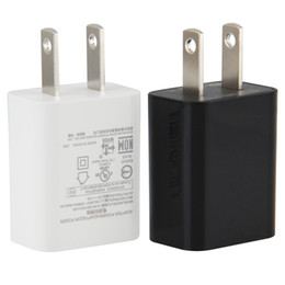 wall charger usa Australia - 300pcs Universal USA Mini USB Wall Adapter Plug Home Travel Charger Power 1A 5V for Samsung LG HTC Smartphone