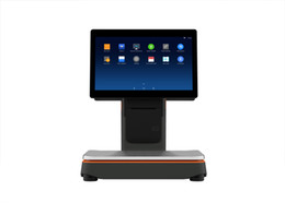cash registers 2021 - Bluetooth WIFI wireless cash register weighing machine supermarket weighing thermal printer SUNMI S2