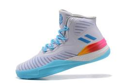 94ae73e4cd4 Basketball Shoes Men Derrick Rose Australia - Rose 8 Men Basketball Shoes Top  Quality Derrick Rose's