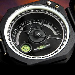 military survival compass UK - Eyeskey Professional Compass Outdoor Survival Military Slope Measuring Outdoor Camping Travel Hiking Tools