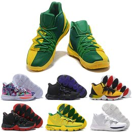 6d24ecb1757 Kyrie Shoe Size Australia - Fashion Kyrie Shoes 5 Sports Sneakers Irving 5s  Mens Kids Basketball