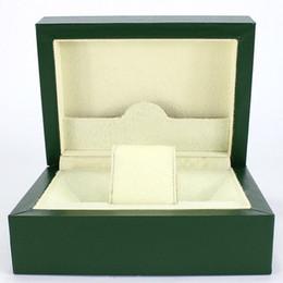 $enCountryForm.capitalKeyWord NZ - Drop Shipping Green Brand Watch Original Box Papers Card Purse Gift Boxes Handbag 185mm*134mm*84mm 0.7KG For 116610 116660 116710 Watches