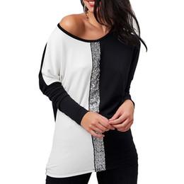 $enCountryForm.capitalKeyWord Australia - Women Blouse 2019 Spring Long Sleeve Shirts Fashion Patchwork Lady Elegant Blouses Tops Tee Tunic Blusas Camisas Mujer