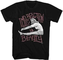 Marilyn Monroe tees online shopping - Marilyn Monroe s Beauty Model Icon Imperfection Is Beauty Adult T Shirt Gift Print T shirt Hip Hop Tee T Shirt
