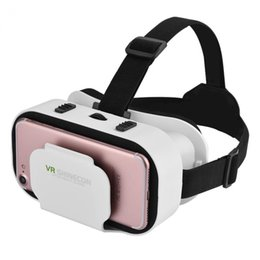 $enCountryForm.capitalKeyWord Australia - Vr Glasses 3d Virtual Reality Glasses Ready Player One Easter Egg Movies Games For 4.0-6.0 Inch Smartphone Universal T190628