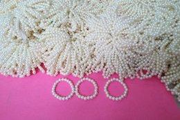 pearl bead elastic Australia - 6mm glass pearl beads bracelet,Elastic bracelet ,fashion bracelet ,bead bracelet,beads jewelry making