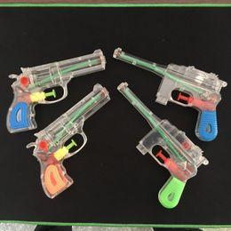 Toy Frisbee Australia - Ground stall toys wholesale children Summer Beach Outdoor watering toys water jet small pistol toy water gun