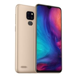 $enCountryForm.capitalKeyWord Australia - wholesale Note 7P Android 9.0 3GB 32GB Phone 6.1Inch 4G LTE Face Unlock Smartphone FKU66