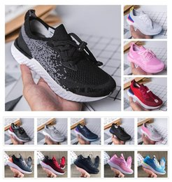 Boys hunting online shopping - Children Epic React Kids Youth Girls Child Boys Shoes Fly Knitting Upper Vamp Running Casual Soft Foam Cushioning Athletic Sneakers