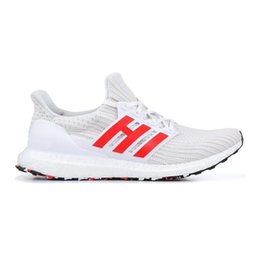 a1376661d New 2019 Ultra Boost 19 Laser Red Refract Oreo mens running shoes for men  Women UltraBoost 5.0 Raw Sand-Grey Sport Sneaker Designer Trainers