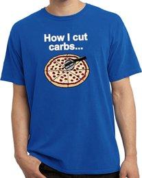 $enCountryForm.capitalKeyWord Australia - Mens How I Cut Carbs Pigment Dyed T-Shirt Men Women Unisex Fashion tshirt Free Shipping