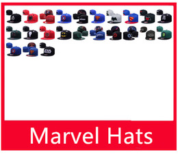 Wholesale peach costumes for sale - Group buy Hot Sale New Arrival Marvel Deadpool Hat Baseball Snapback Caps Bone Aba Reta Costumes for Mens and Womens Sport outdoor Hip Hop Cap