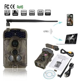 Camera Sms Australia - 940NM Hunting Camera MMS GPRS SMS Infrared Scouting Trail Camera Wildlife Traps IR LED Video Recorder 6310WMG