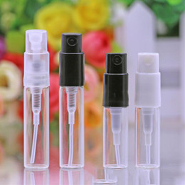 $enCountryForm.capitalKeyWord NZ - 2ml 3ml Mini Sample Perfume Glass Vials Travel Empty Spray Atomizer Bottles Small Perfume Cosmetic Bottle In Stock
