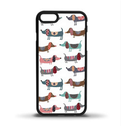 $enCountryForm.capitalKeyWord NZ - New Dog Dachshund Beautifull Phone Case For Iphone 5c 5s 6s 6plus 6splus 7 7plus Samsung Galaxy S5 S6 S6ep S7 S7ep