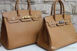 $enCountryForm.capitalKeyWord Australia - 2018 NEW birking bags leather women bag Fashion 100% genuine leather bags handbags women famous brands designers handbag 18 color