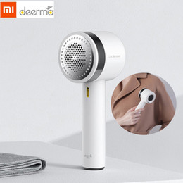 $enCountryForm.capitalKeyWord NZ - Xiaomi Deerma Wireless Clothes Fuzz Shavers Sweater Clothing Lint Pellet Cut Machine Pill Remover For Home Q190606