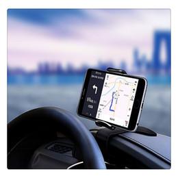 $enCountryForm.capitalKeyWord Australia - Car HUD Dashboard Mount Holder Stand Bracket for Universal Mobile Cell Phone GPS with 360-degree rotation High Quality Fashion