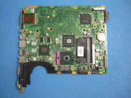 motherboard for laptop hp Canada - 511864-001 board for HP pavilion DV6 laptop motherboard DDR2 with intel chipset free shipping