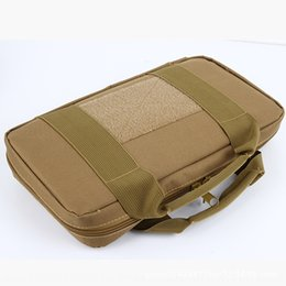 hand bag printed Australia - fans tactical Hand Protective storage outdoor multi-functional storage bag fragile protection shockproof small bag