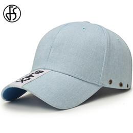 4ce4543c3b8 FS Spring Summer Funny Cap For Men Women Baseball Hats Snapback Dad Fitted  Hat Green Pink Cotton Bone Militar Gorra Full Caps